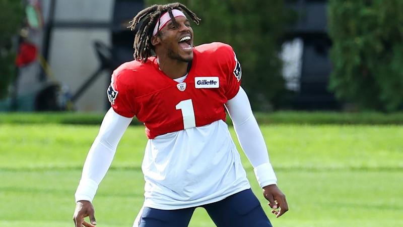 Cam Newton excited to make Patriots debut: 'I don't get butterflies, I give 'em'