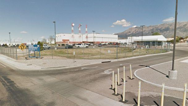 PHOTO: Albuquerque Air Route Traffic Control Center in Albuquerque, N.M. (Google)