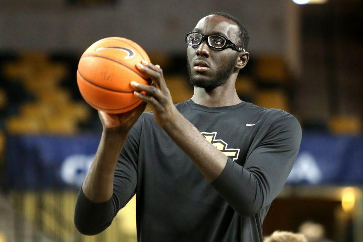 UCF's Tacko Fall on President Trump's controversial travel ban: 'It affects all Muslims'