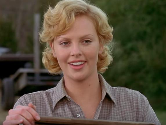 Charlize Theron In U0027The Cider House Rulesu0027