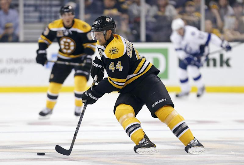 Opening Night: Bruins give Seidenberg 4-year deal