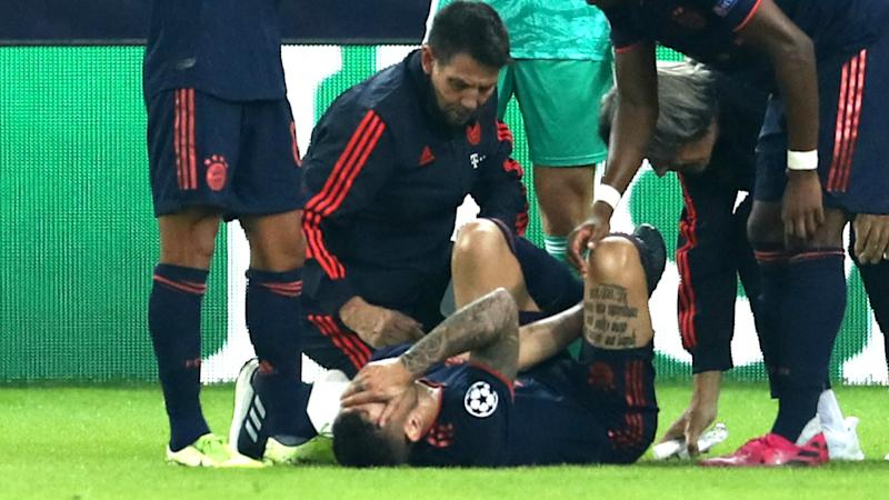 Salihamidzic says Hernandez 'out for a long time' as Bayern's defensive crises deepens