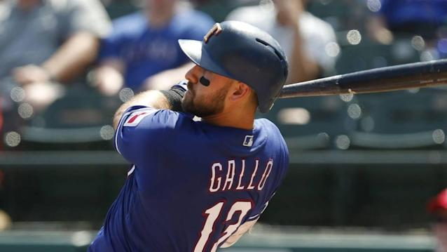 Here's why the Rangers are considering shutting down Joey Gallo for the rest of the season