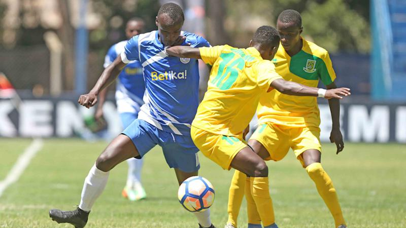 Mathare United trio available for selection against Chemelil Sugar