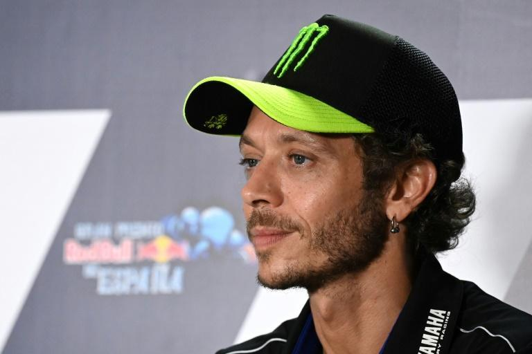 Valentino Rossi has missed the past two races after testing positive for coronavirus