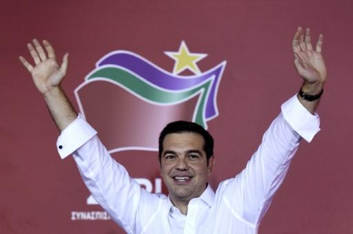 Weary Greeks brace for more economic pain after Tsipras victory