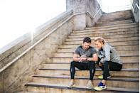 <p>You know that class you've been dying to try? Tap your partner. 'You've got to get out of your rut to keep the excitement and passion going, and research shows the best way to do this is through small changes that upset your routine,' says Dr. Terri Orbuch, relationship expert and author of 5 Simple Steps to Take Your Marriage From Good to Great. 'Throw some unusual date nights, classes, or tandem gym sessions into the mix—novel experiences release the bonding chemical oxytocin in the brain.'<br></p>