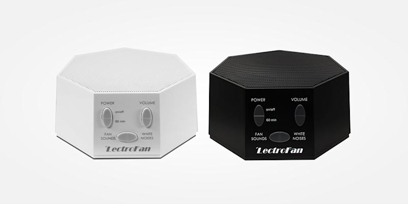 LectroFan White Noise Machine (Certified Refurbished). (Photo: Yahoo Lifestyle Store)