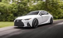 """<p> Models are usually updated throughout a generation. Better headlights, different bumpers, wheels, and colors are added. Obviously some of those changes are more significant than others. The <a href=""""https://www.caranddriver.com/lexus/is"""" rel=""""nofollow noopener"""" target=""""_blank"""" data-ylk=""""slk:Lexus IS"""" class=""""link rapid-noclick-resp"""">Lexus IS</a> received a big safety update for models built after June 2017. Lexus modified the footwell and reinforced the front of the car and its doors. These changes translated to <a href=""""https://www.iihs.org/ratings/vehicle/lexus/is-4-door-sedan/2021"""" rel=""""nofollow noopener"""" target=""""_blank"""" data-ylk=""""slk:Good IIHS crash-test ratings across the board"""" class=""""link rapid-noclick-resp"""">Good IIHS crash-test ratings across the board</a>. Oddly enough, the standard headlights on base IS300 were given a higher rating than IS300 equipped with the $1295 Premium Triple-Beam LED projector headlights. According to the headlight distances measured by the IIHS, the triple beams output wasn't great. Another improvement for 2021 models improved detection of pedestrians and bicyclists in low-light conditions. Every IS comes with automated emergency braking, lane-departure warning with lane-keeping assist, and adaptive cruise control. </p><p><a class=""""link rapid-noclick-resp"""" href=""""https://www.caranddriver.com/reviews/a34382256/2021-lexus-is350-fsport-rwd-by-the-numbers/"""" rel=""""nofollow noopener"""" target=""""_blank"""" data-ylk=""""slk:IS350 TESTED"""">IS350 TESTED</a> 