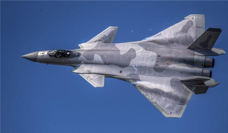 The J-20 is China's most advanced fighter. Photo: 81.com