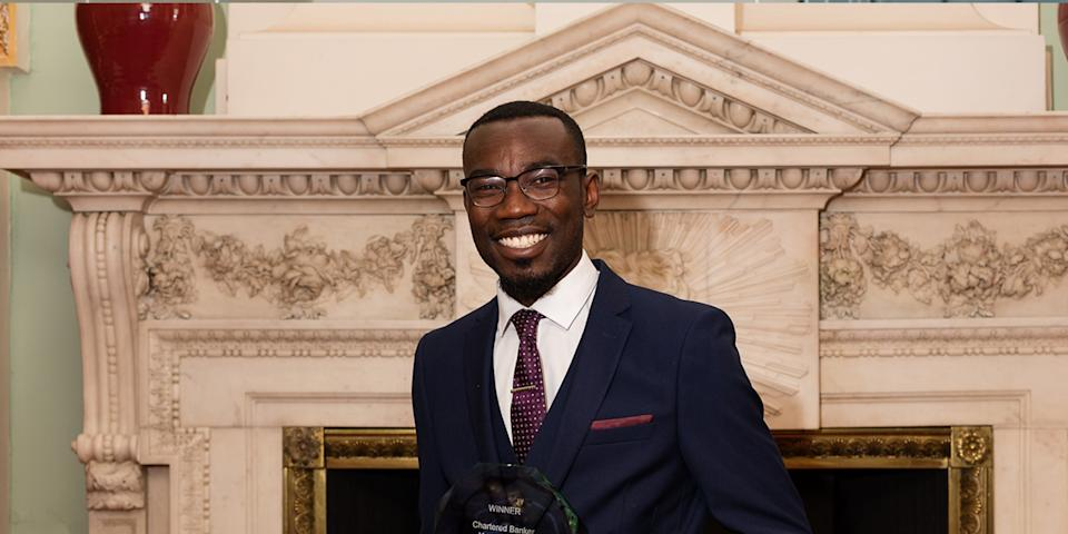 Bernard Adjei, Programme Delivery Manager, Lloyds Banking Group