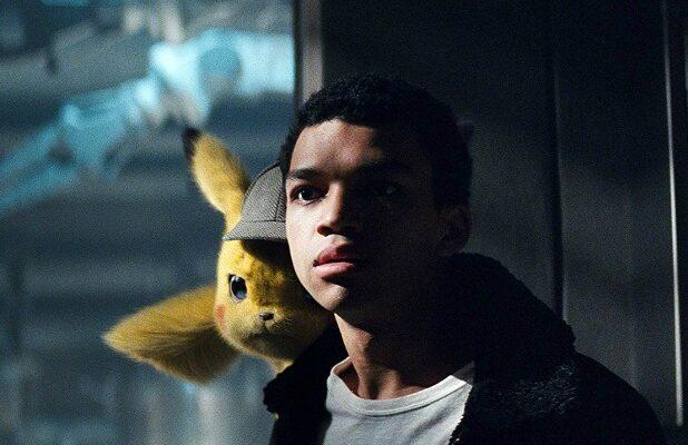Yes, 'Pokemon Detective Pikachu' Star Justice Smith Loves 'Pokemon Go' (Exclusive Clip)