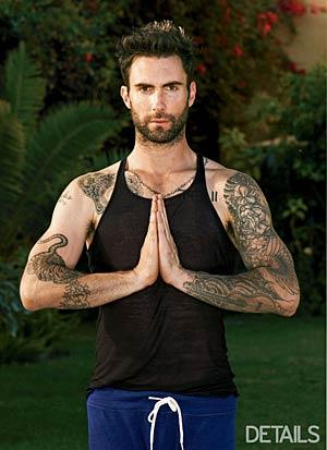 The Secret To Adam Levine S Killer Bod