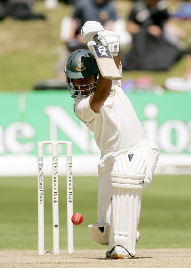 With six Test centuries under his cap, he is still one of Bangladesh's highest ton-makers, but his averages slipped to the low 20s with even him admitting that he no longer had the hunger to excel at the top level.