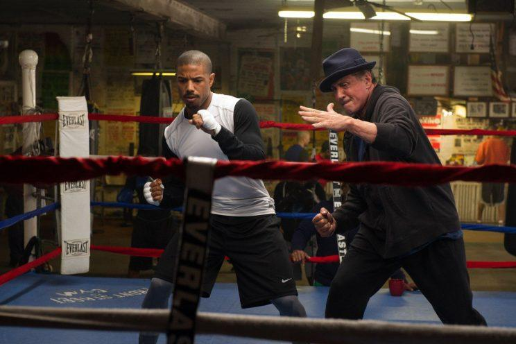 Sequel... could Adonis Creed be heading to Russia for his next bout? - Credit: Warner Bros
