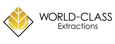World-Class Extractions Logo (CNW Group/World Class Extractions Inc.)