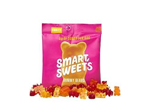 <p>Once you've tried these <span>SmartSweets Gummy Bears</span> ($30 for 12), you won't go back to regular gummy bears. They're delicious, and only contain 3 g of sugars.</p>