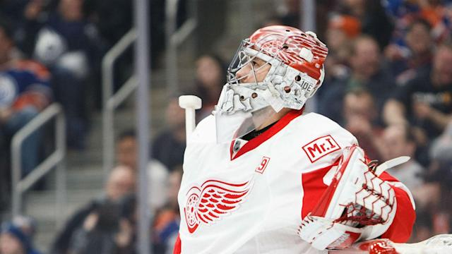 After making the playoffs for 25 consecutive seasons, the Detroit Red Wings' run is over.