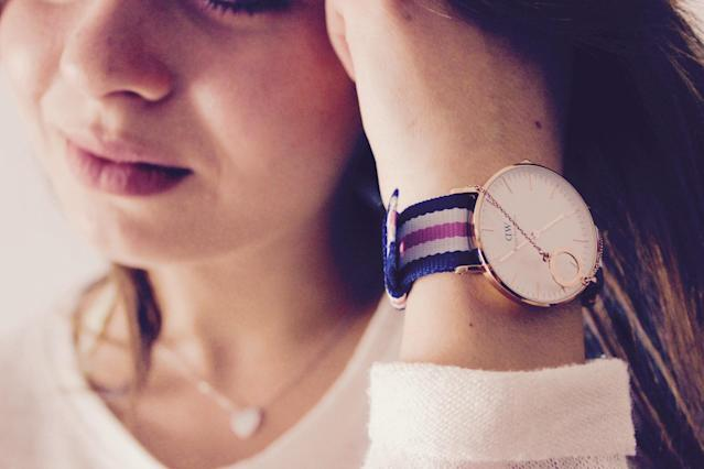 Keep an eye on that watch for the benefit of your health. (Photo: Pexels)