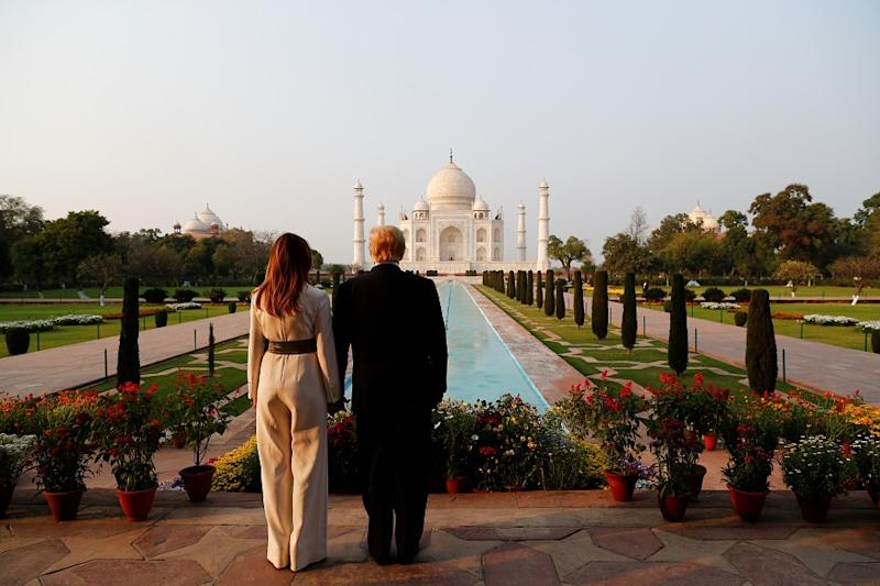 'Trump Got Very Emotional…': Taj Mahal Guide on Why US President Went 'Speechless' During Agra Visit