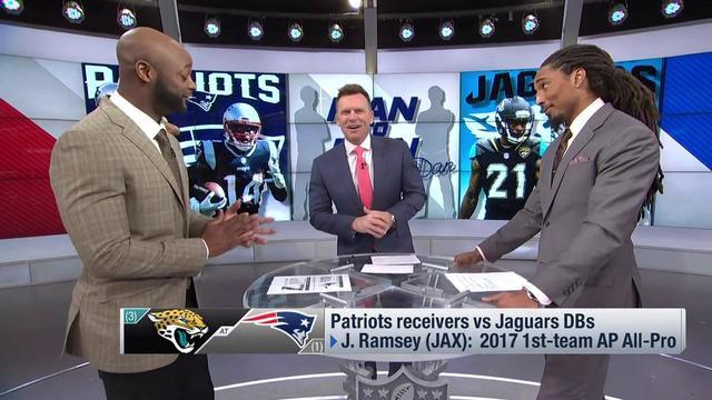 NFL Network's Reggie Wayne and Tre Boston discuss which position group has the edge in the NFC Championship Game.