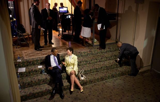 Pete Souza/The White House