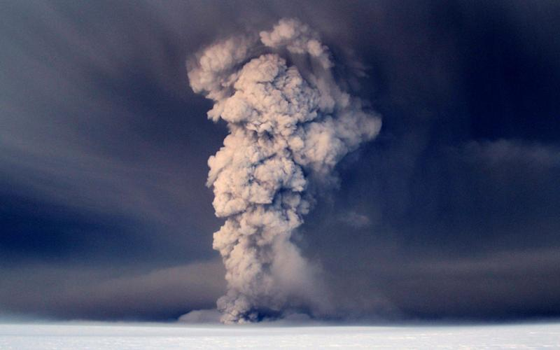The effects of Iceland's volcanoes are felt worldwide today as in 940 - AP