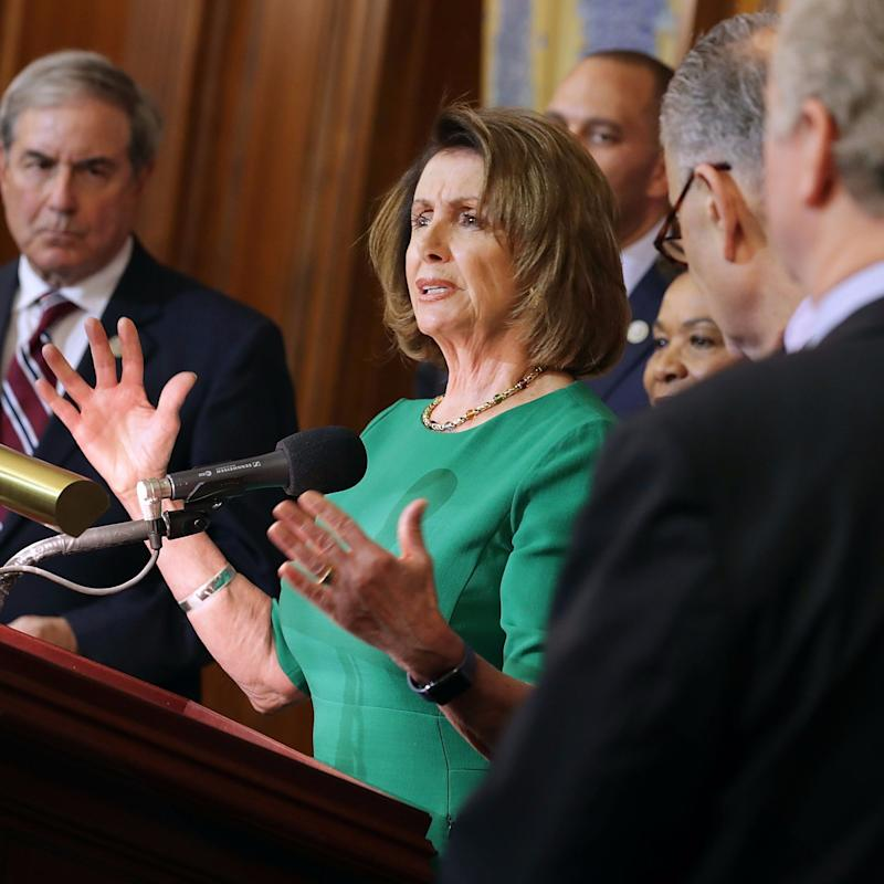 """Nancy Pelosi: """"I Never Thought I'd Pray For the Day"""" Bush Was President"""