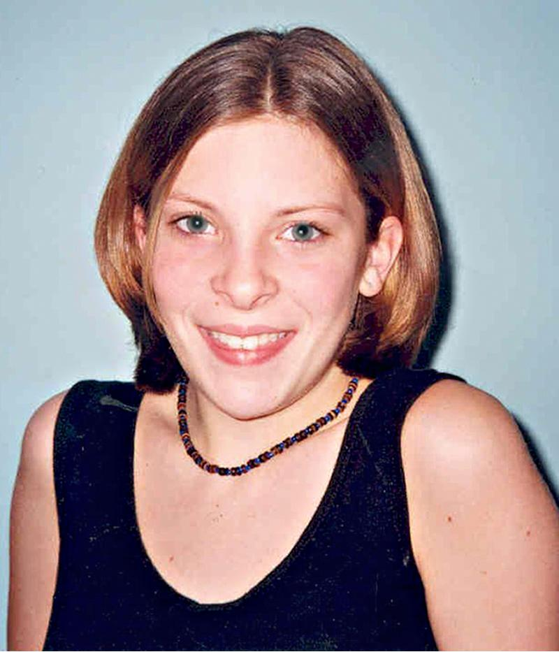 Undated Surrey Police handout of murdered teenager Milly Dowler as a 40-year-old west London man was arrested today by detectives investigating her death in 2002, Surrey Police said.