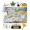 <p><span>Ganjaland</span> ($30) is like Candyland but with a different type of treat.</p>