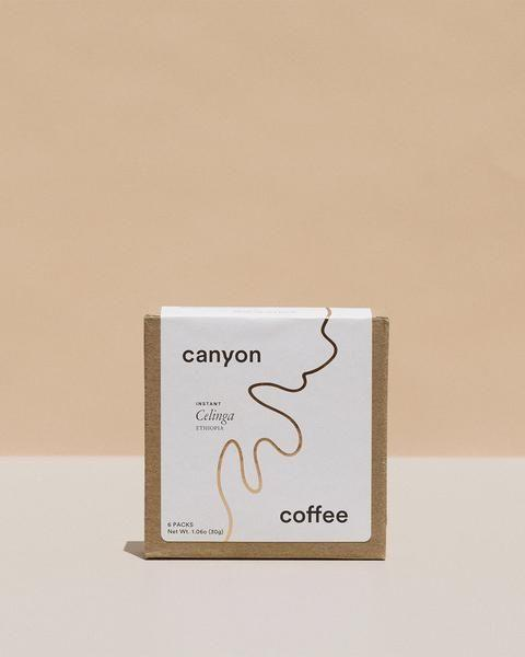 """<p>canyoncoffee.co</p><p><strong>$20.00</strong></p><p><a href=""""https://canyoncoffee.co/collections/coffee/products/instant-coffee"""" rel=""""nofollow noopener"""" target=""""_blank"""" data-ylk=""""slk:BUY NOW"""" class=""""link rapid-noclick-resp"""">BUY NOW</a></p><p>Okay, hear us out: We know instant coffee doesn't have the best reputation. Some of that infamy is rightfully earned from brands who make batches of what tastes like coffee-flavored water—but Canyon is not one of those brands. Take these portable bags of freeze-dried Ethiopian coffee with you anywhere. It'll taste as fresh as a just-brewed cup.</p>"""
