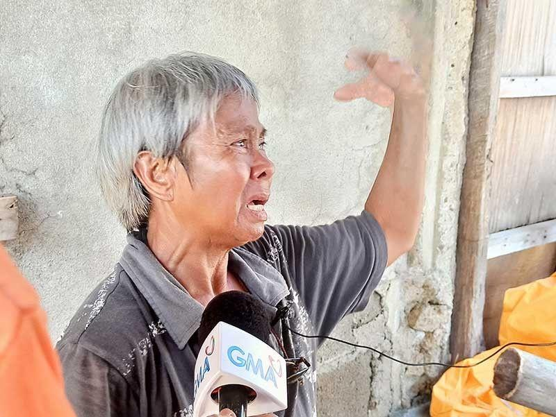 Survivor: I heard my daughter's cries as the flood took her