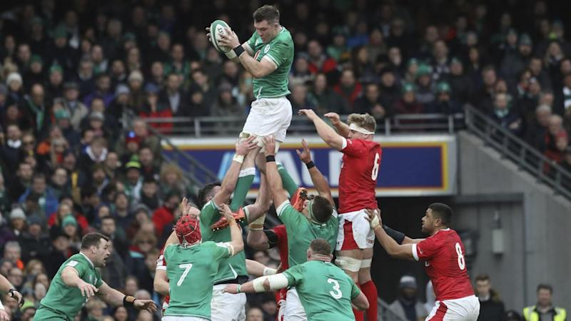 Ireland Six Nations Rugby