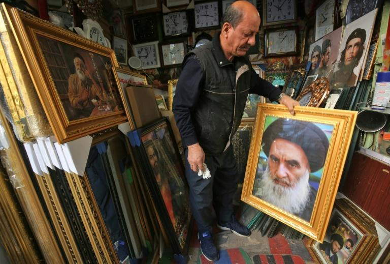 Sistani was born in Iran and rose through the ranks of Shiite clergy to grand ayatollah in the 1990s -- he played a crucial role in Iraq after 2003