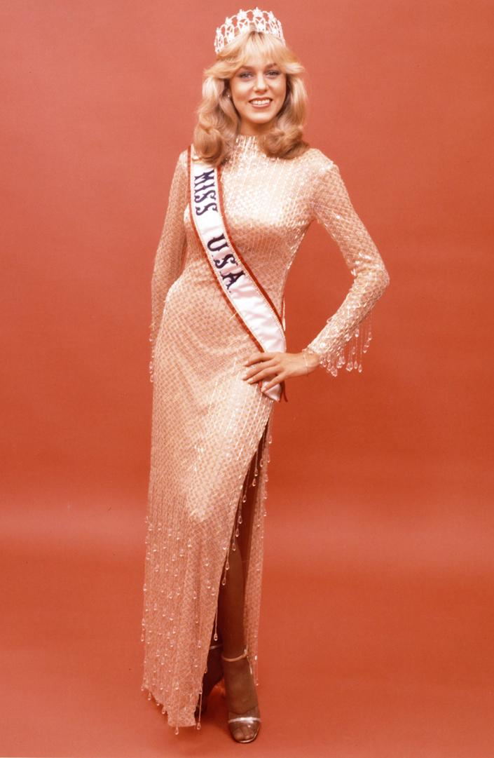miss usa 1980 recrowning