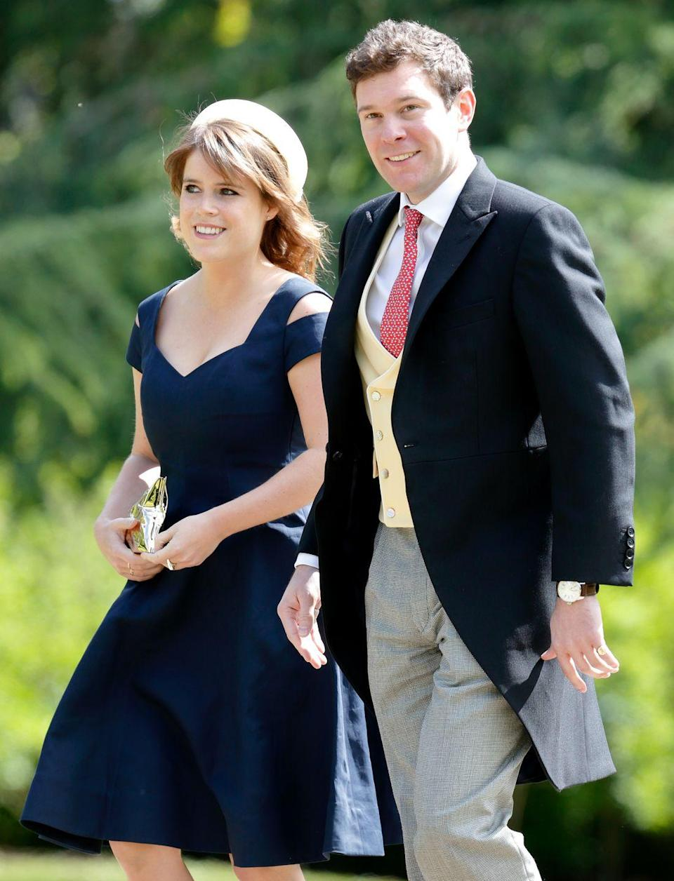 <p><strong>Branch of the Family Tree: </strong>The first child of Princess Eugenie and Jack Brooksbank; great-grandson of Queen Elizabeth II. </p>