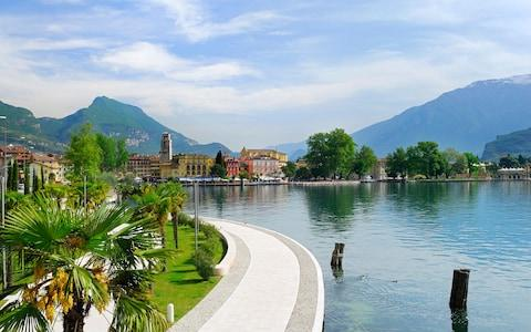 Lake Garda - Credit: ALAMY