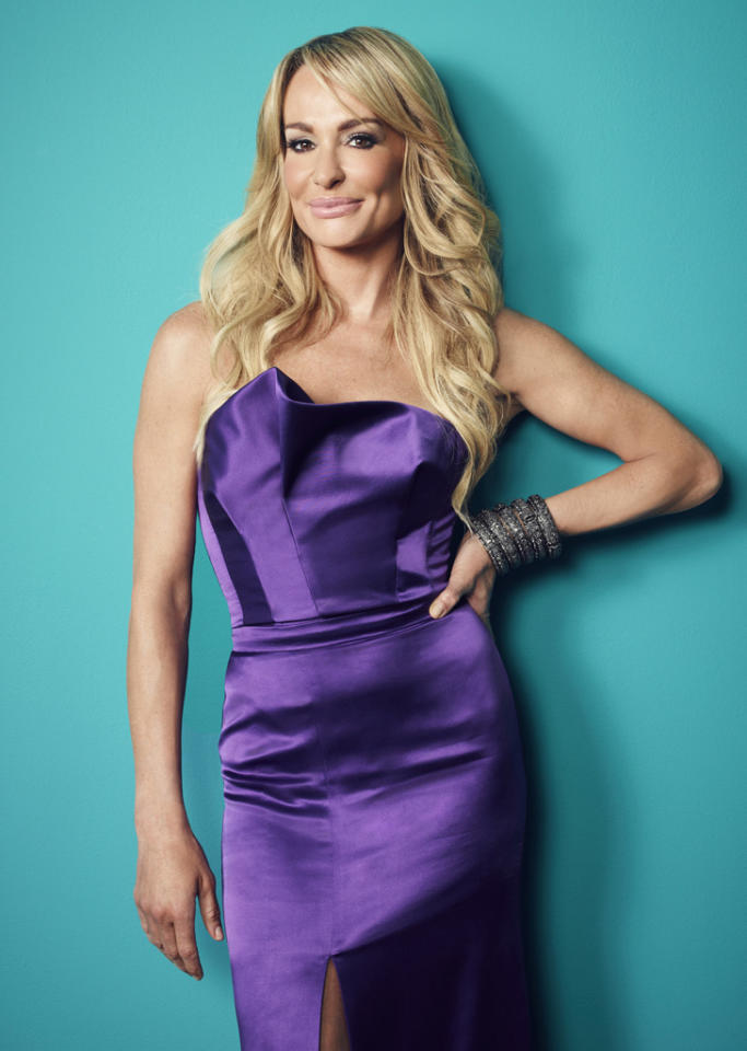 """Taylor Armstrong in """"The Real Housewives of Beverly Hills"""" Season 3."""