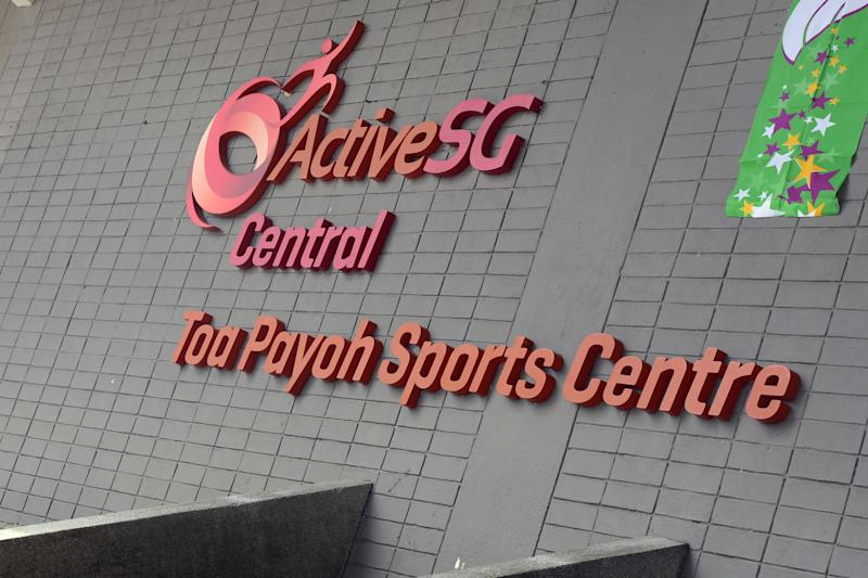 Toa Payoh Sports Centre Singapore (Yahoo News Singapore file photo)