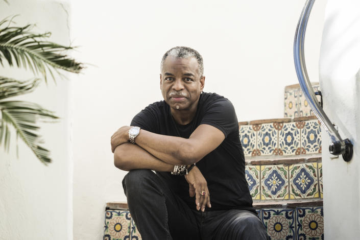 LeVar Burton stars in a new Aviation Gin ad with Ryan Reynolds. (Photo: Emily Berl for The Washington Post via Getty Images)