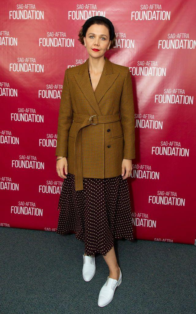 <p>The actress moved to New York in 1995 to attend Columbia University, where she went on to study Literature and Eastern religions. She graduted in 1999.</p>