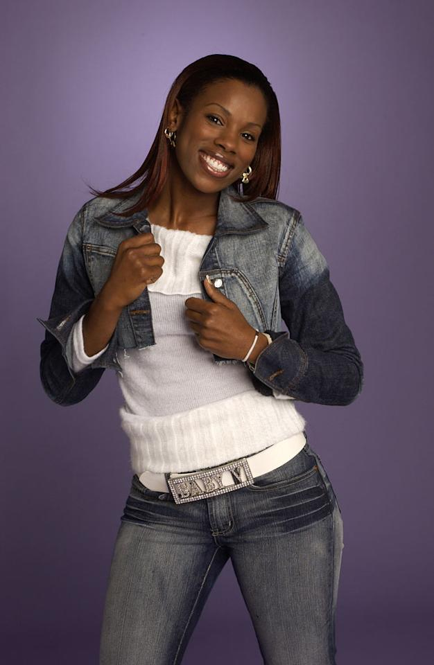 """Vonzell Solomon from Ft. Meyers, FL is one of the contestants on Season 4 of """"American Idol."""""""