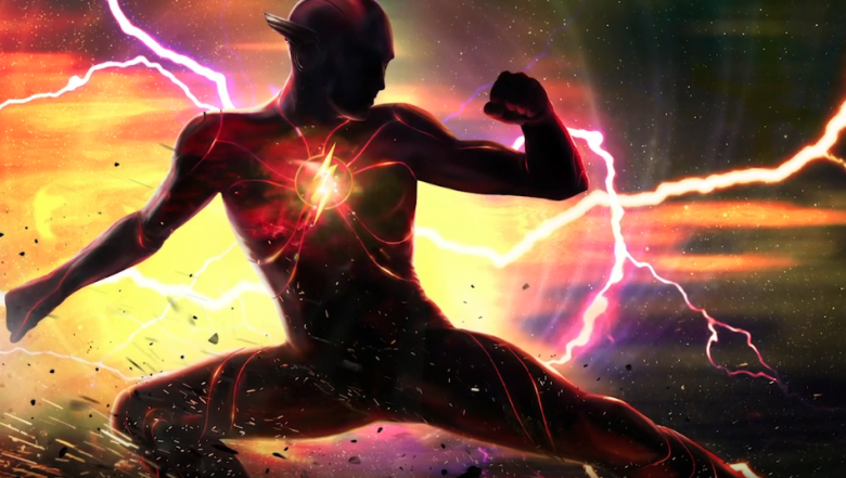 The Flash Movie Concept Art Reveals New Suit