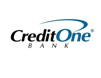 Credit One Bank logo (PRNewsfoto/Credit One Bank)