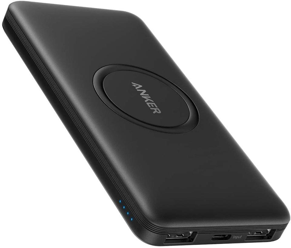 Anker Wireless Portable Charger. Image via Amazon.
