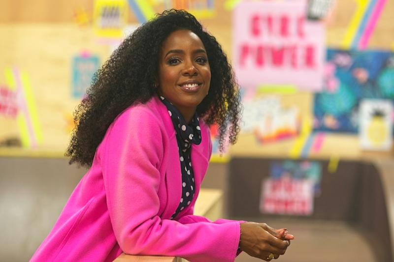 Kelly Rowland Releases Inspiring New 'Crown' Video with Dove to Help Girls Love Their Hair