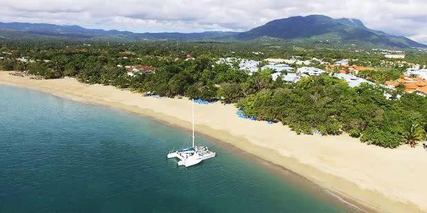 All-inclusive 5-night-stay at the Sunscape Puerto Plata. Travel dates: Mid-March through August. <span>Visit the deal</span>.