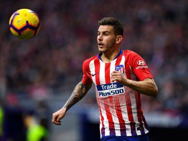 Bundesliga: Bayern Munich signing Lucas Hernandez trains with squad for first time since undergoing surgery on knee