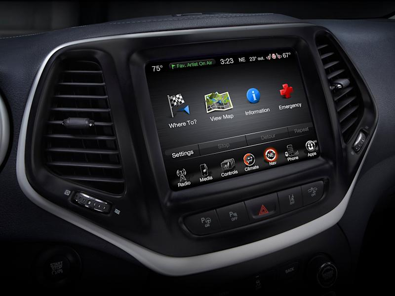 jeep uconnect