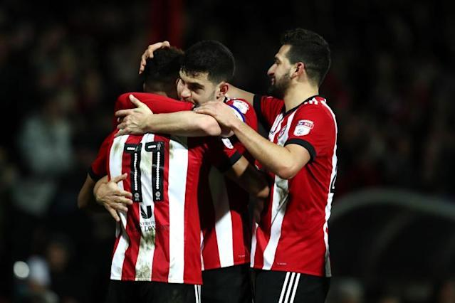 Championship roundup: Brentford blast five past Birmingham City while Aston Villa miss chance to go second